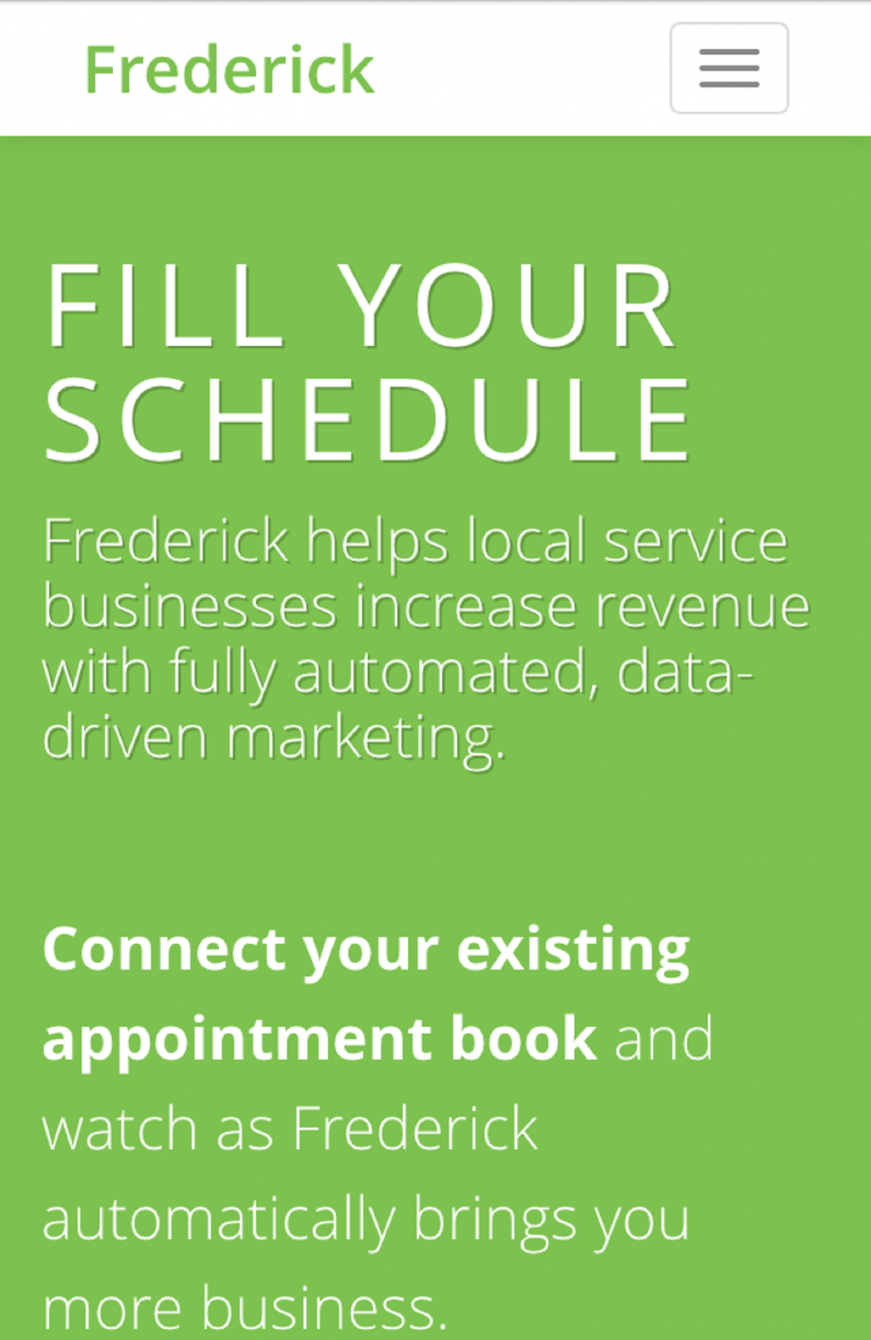 Booker frederick 2 week free trial no credit card required colourmoves